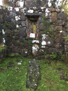 A graveyard on Skye from 1046!  Clan Nicolson...